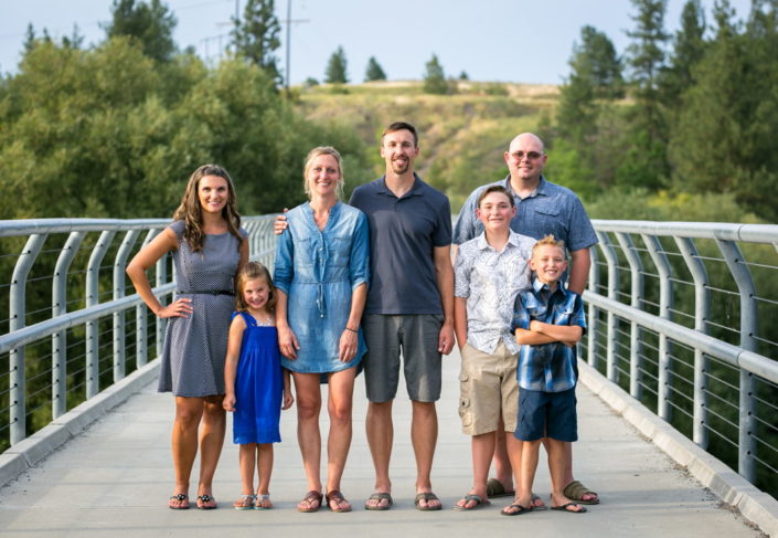 Spokane Family Portraits