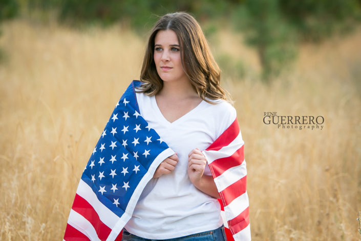 Spokane Senior Portraits